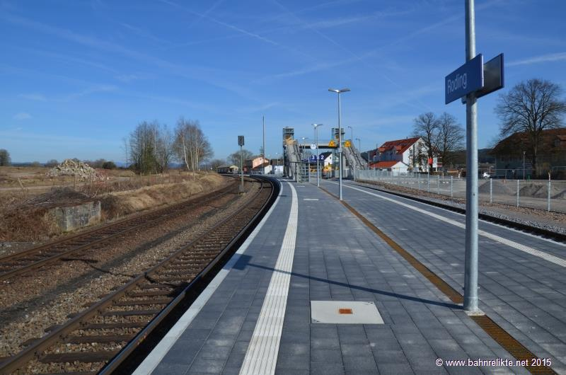 Bahnhof Roding