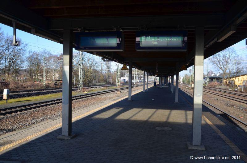 Bahnhof Nürnberg Parken